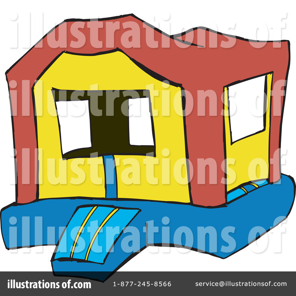 free bounce house clipart - photo #47