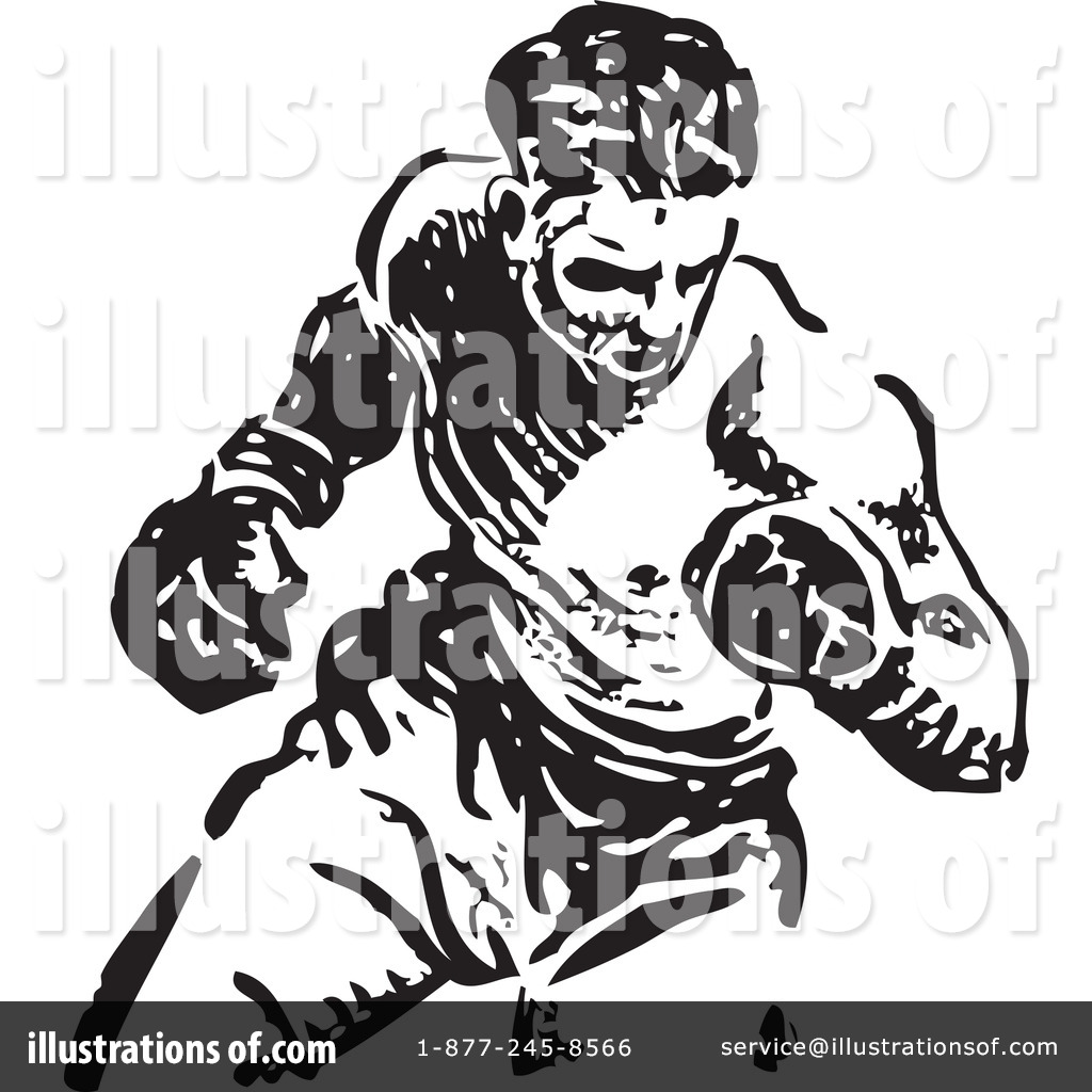 boxing clipart 210352 illustration by bestvector rh illustrationsof com Boxing Punching Bag Silhouette Boxing Bag