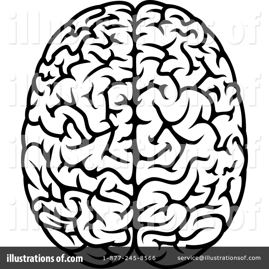 Royalty-Free (RF) Brain Clipart Illustration by Seamartini Graphics ...