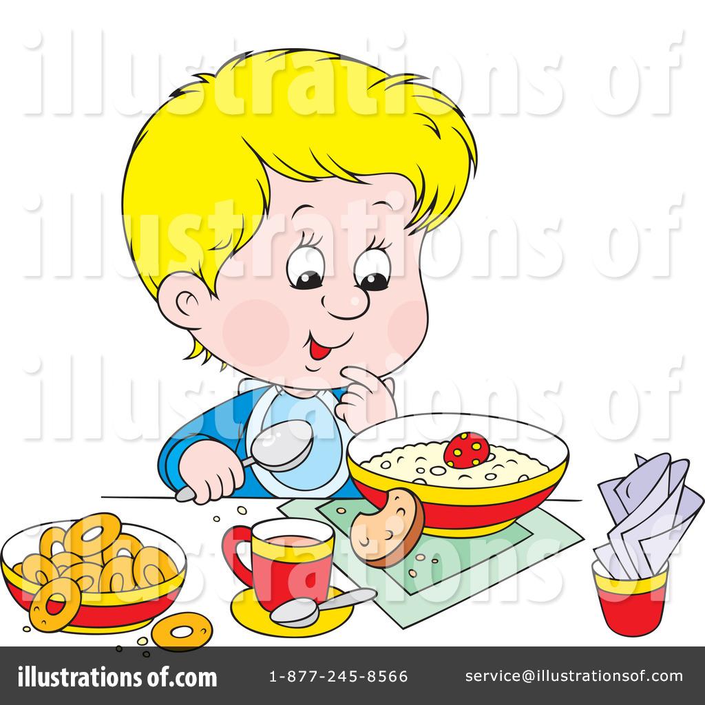 Royalty-Free (RF) Breakfast Clipart Illustration #1051986 by Alex ...
