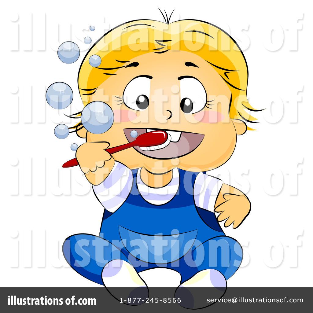 Brushing Teeth Clip Art