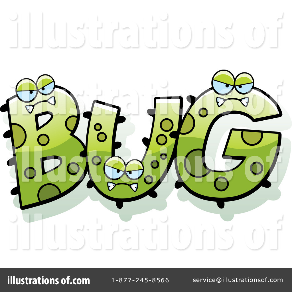 bug clipart. royalty-free (rf) bug clipart illustration #1229792 by cory thoman