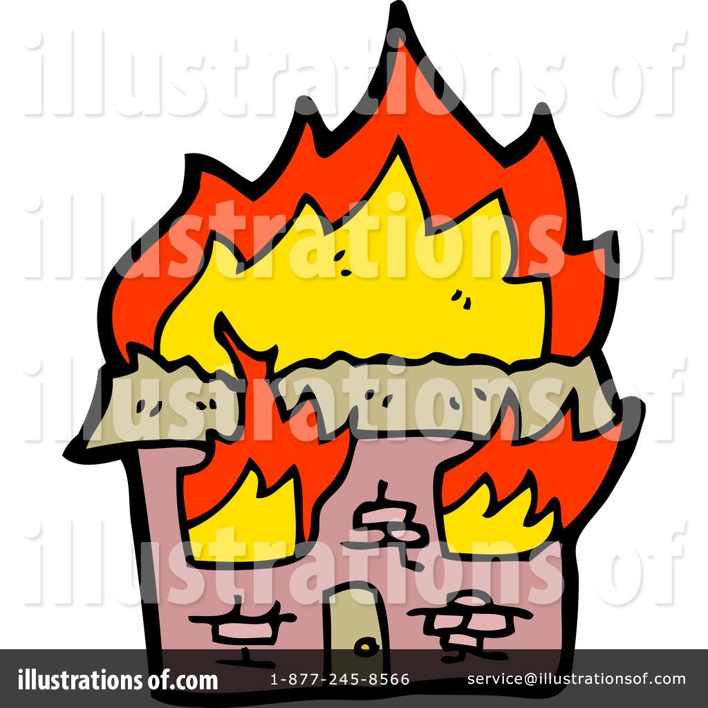 clipart burning house - photo #7