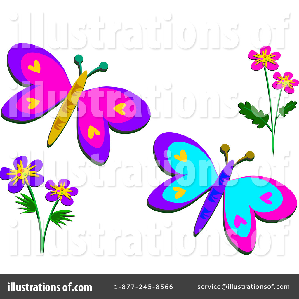 butterfly clipart 1093626 illustration by bpearth