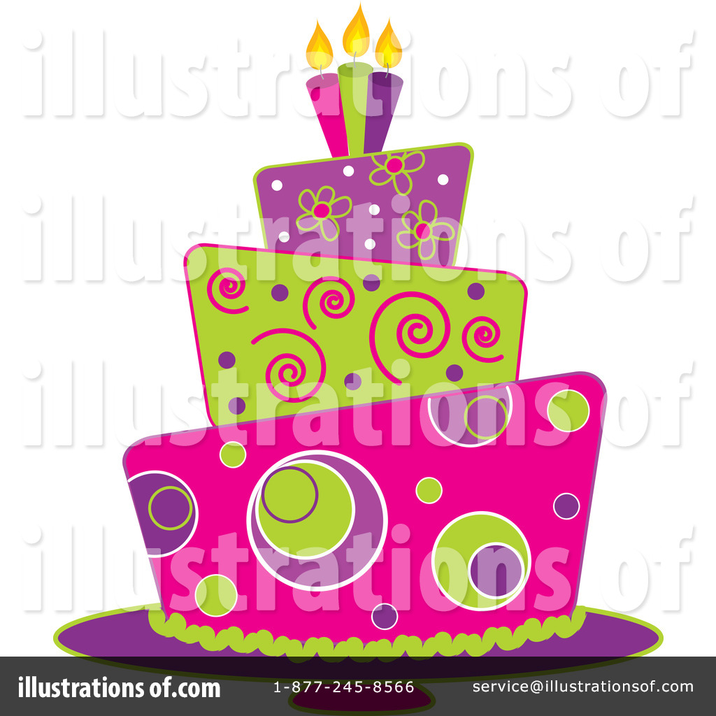 Cake Clipart by Pams Clipart
