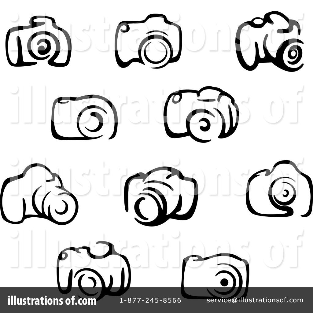 Royalty-Free (RF) Camera Clipart Illustration by Seamartini Graphics ...