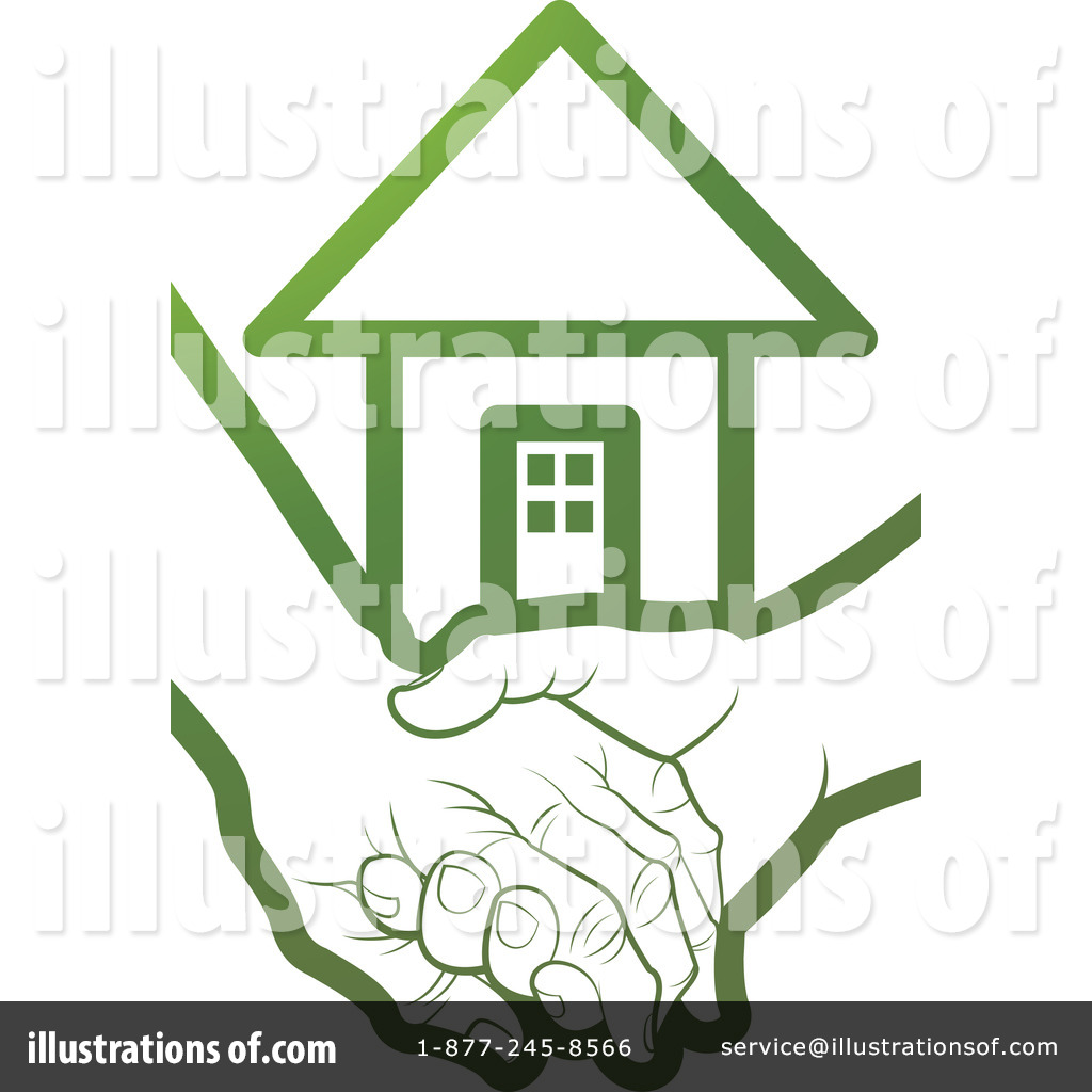 Royalty-Free (RF) Caretaker Clipart Illustration by Lal Perera - Stock ...