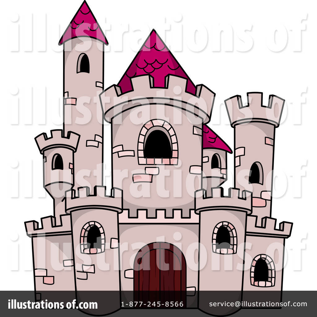 Royalty-Free (RF) Castle Clipart Illustration by Seamartini Graphics ...