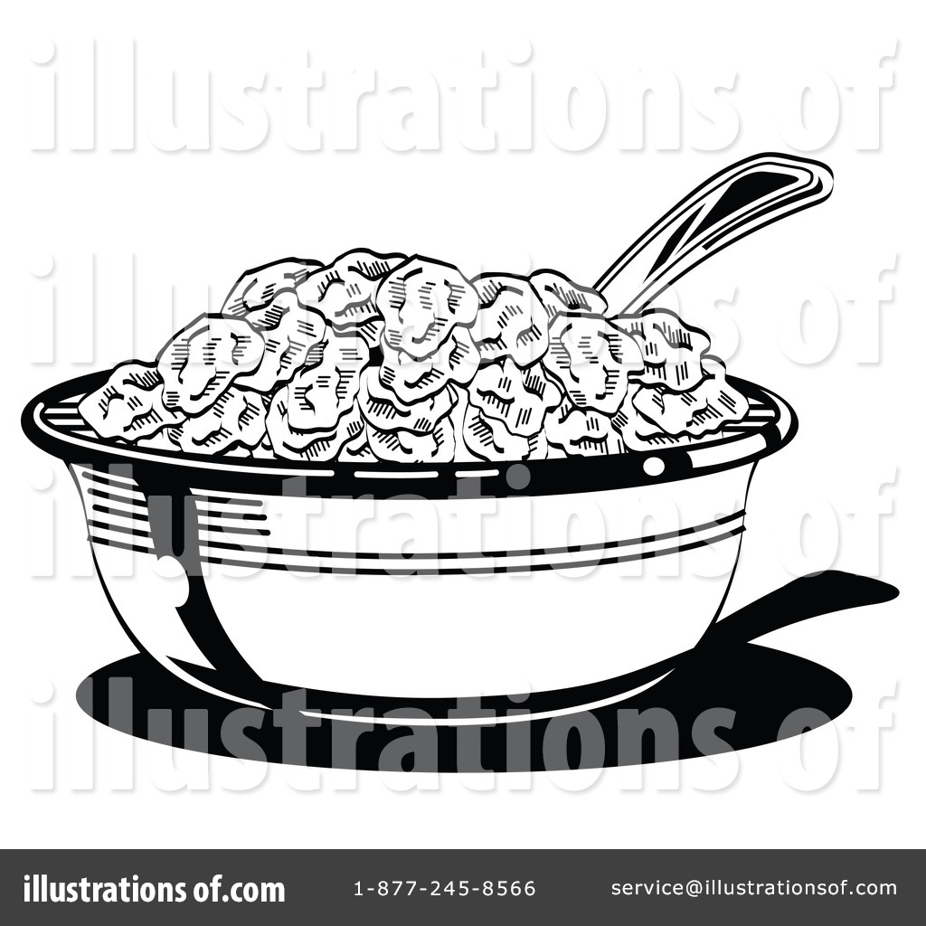bowl of cereal coloring pages - photo#36