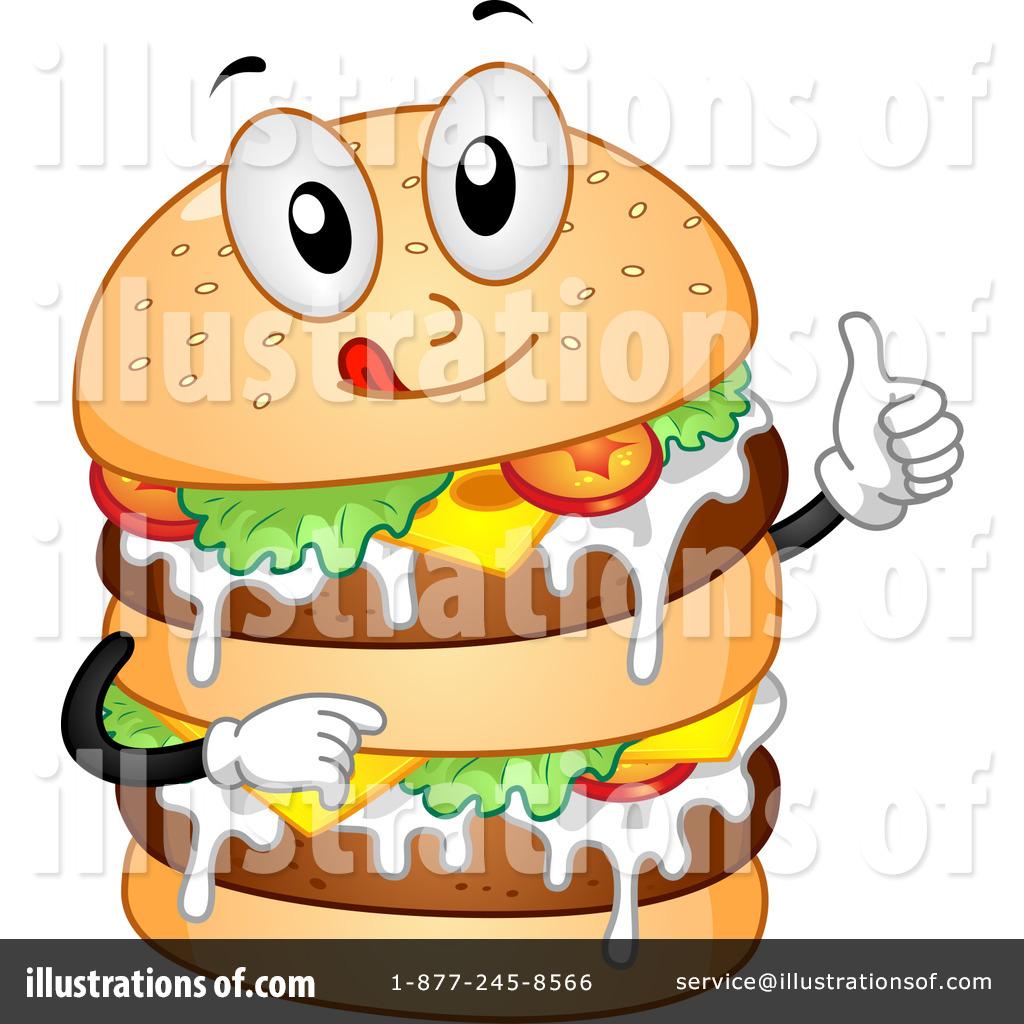 Cheeseburger Clip Art