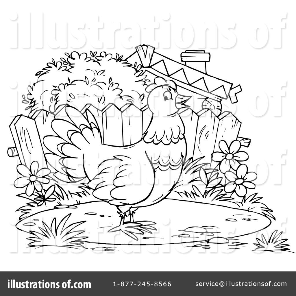 Chicken Clipart 212195