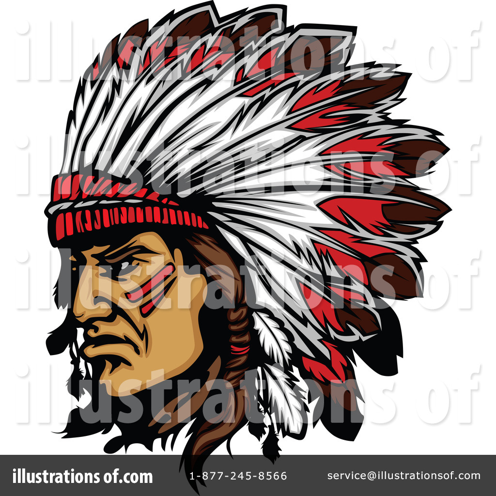 Native American Clipart 1111691 By Chromaco Royalty Free Rf Stock