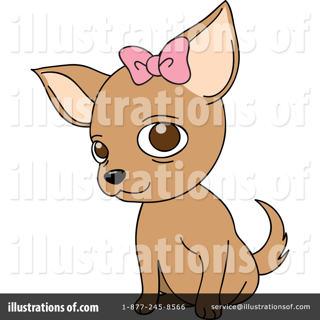 chihuahua dog clipart - photo #25