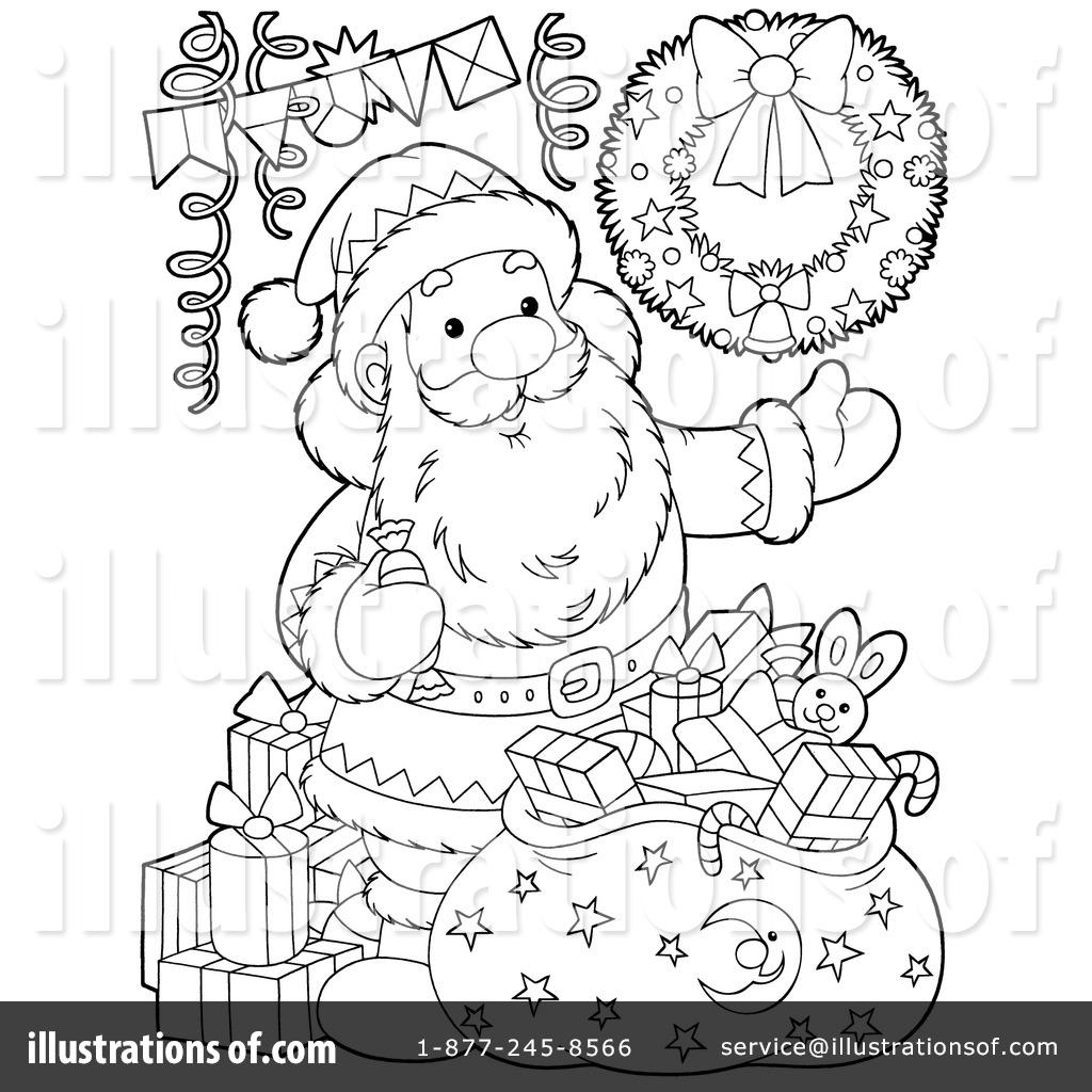 christmas clipart 43973 illustration by alex bannykh
