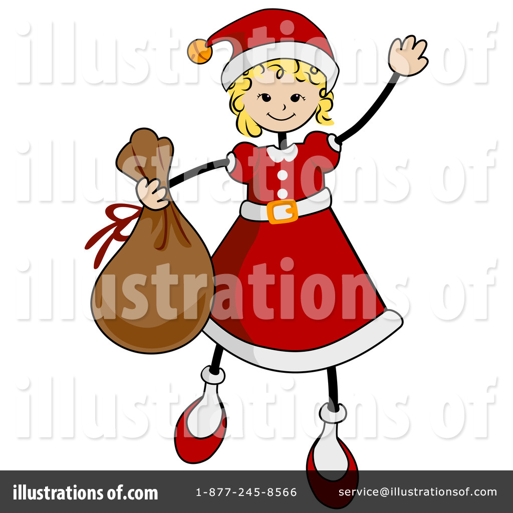 Royalty free rf christmas clipart illustration 226017 by bnp design