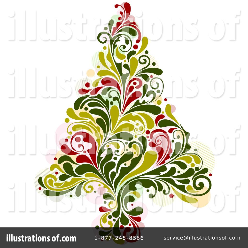 Christmas Tree Clipart #231757 - Illustration by BNP Design Studio