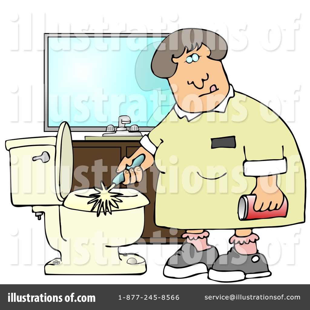 Cleaning Clipart #14712 - Illustration by djart