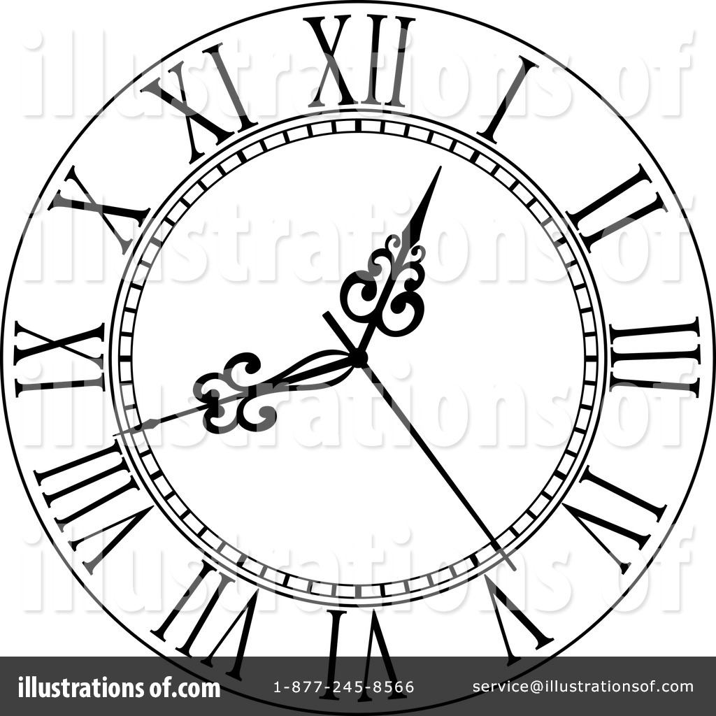 clipart of watches and clocks - photo #17