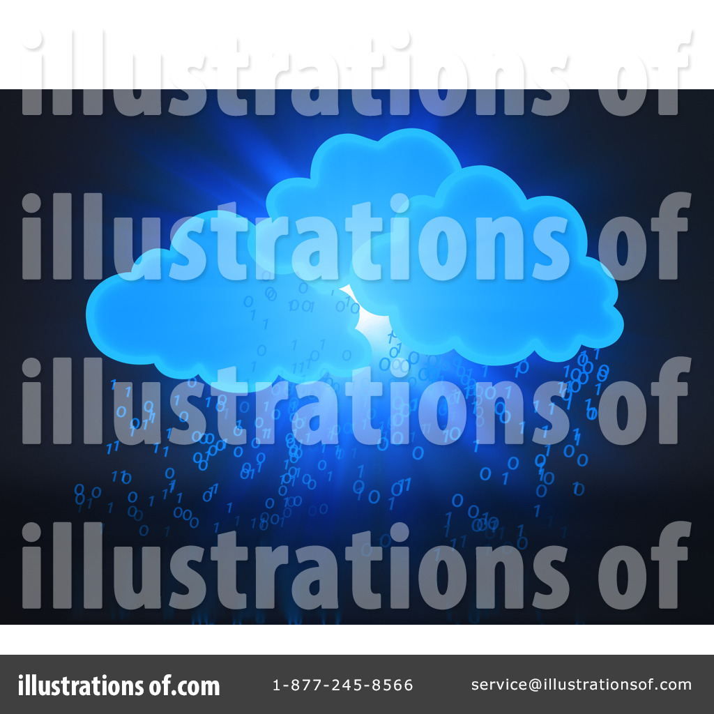Royalty free rf clouds clipart illustration by mopic stock sle