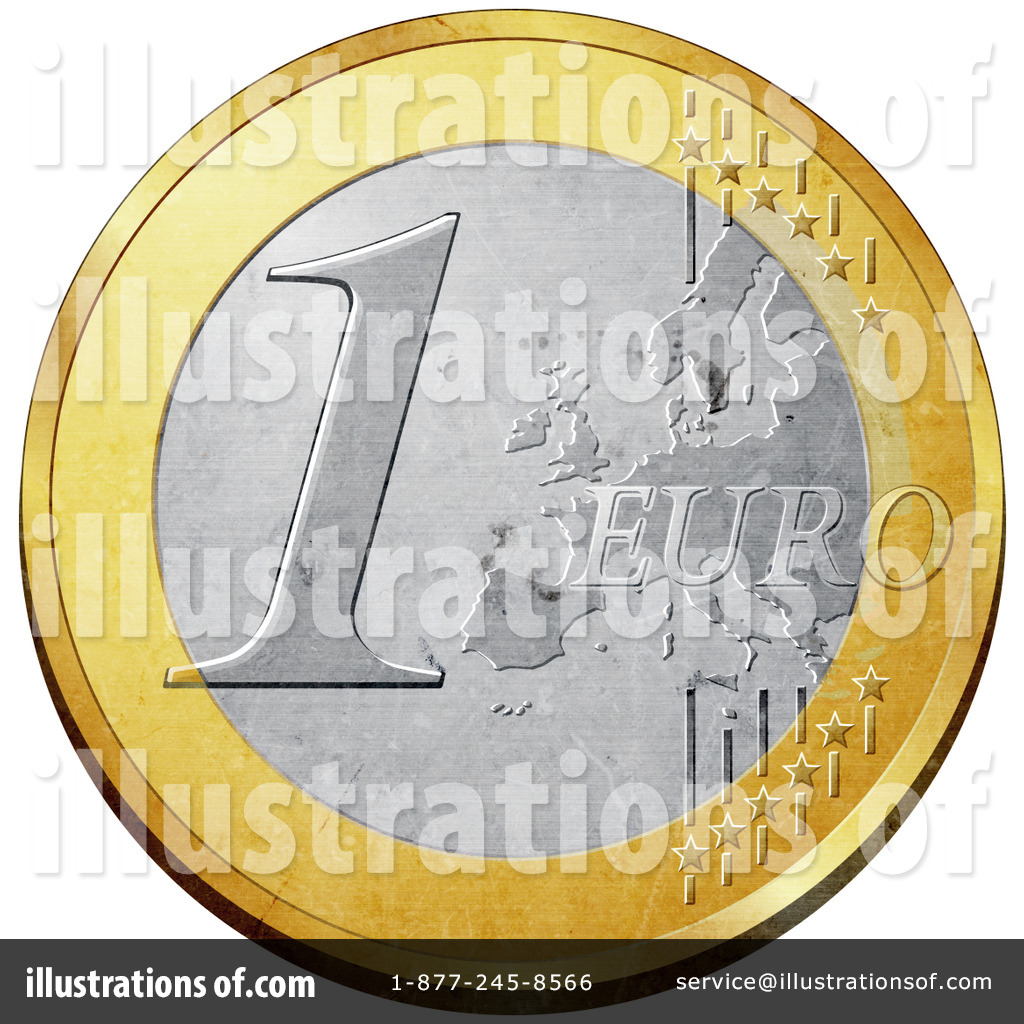 Royalty-Free (RF) Coin Clipart Illustration by beboy - Stock Sample