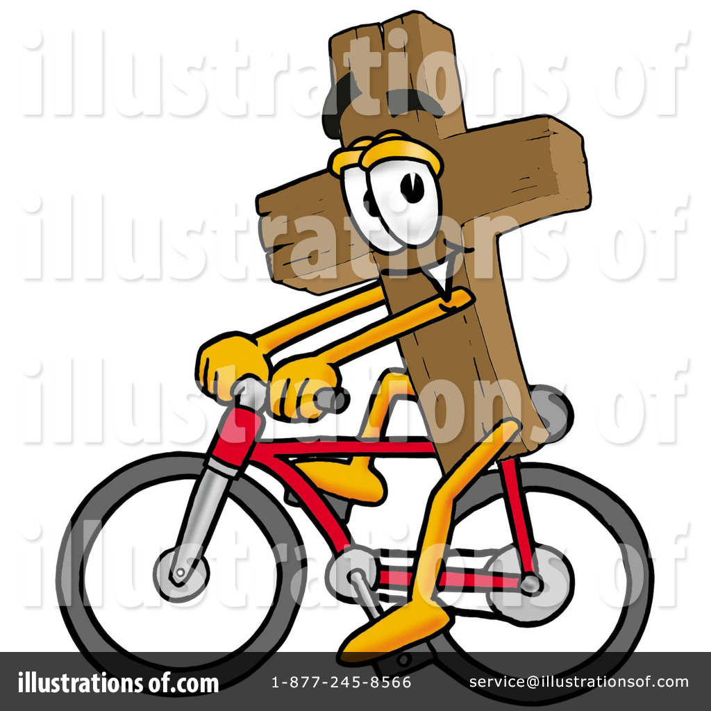 Wooden Cross Stock Vectors Clipart and Illustrations