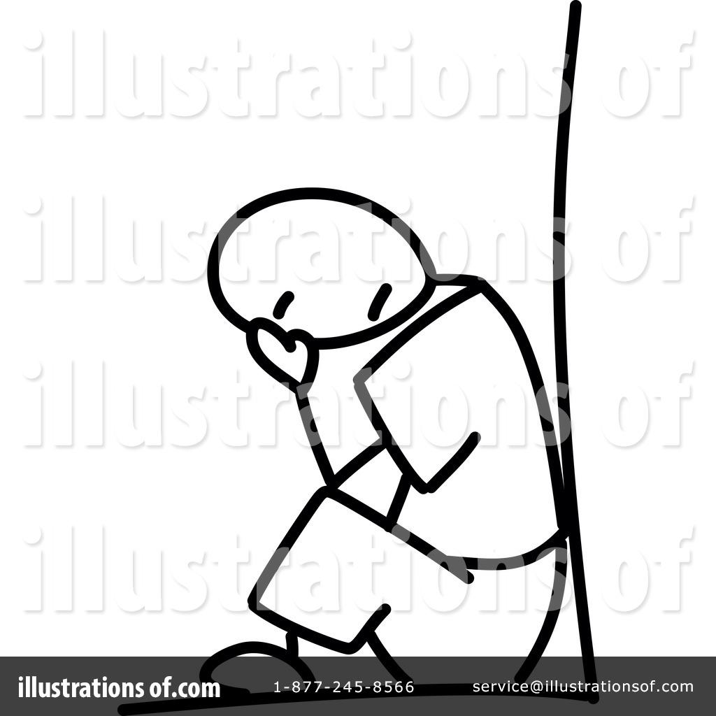 Depression Clipart  RF  Depression Clipart