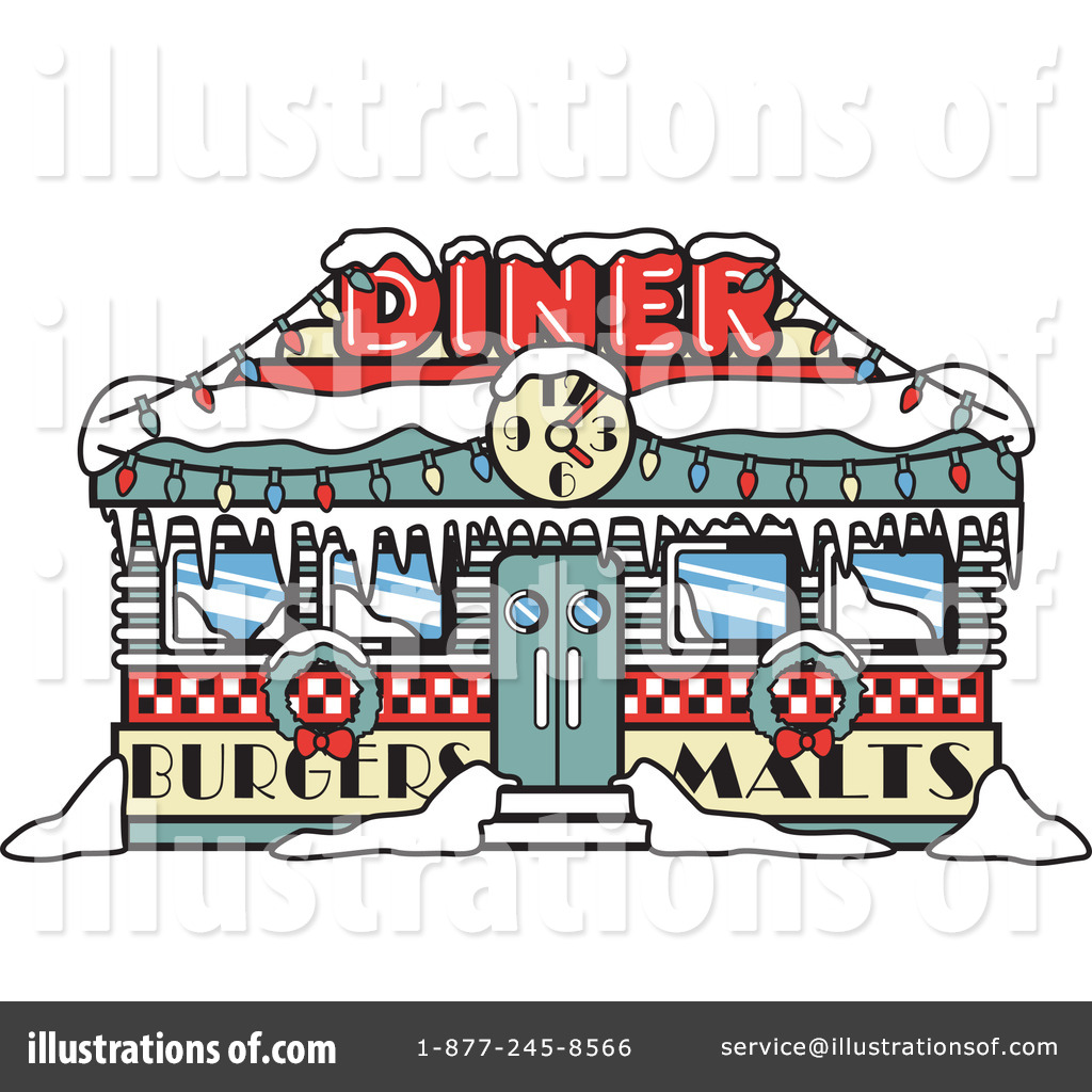 diner clipart 14632 illustration by andy nortnik rh illustrationsof com diner clipart free diner clipart free
