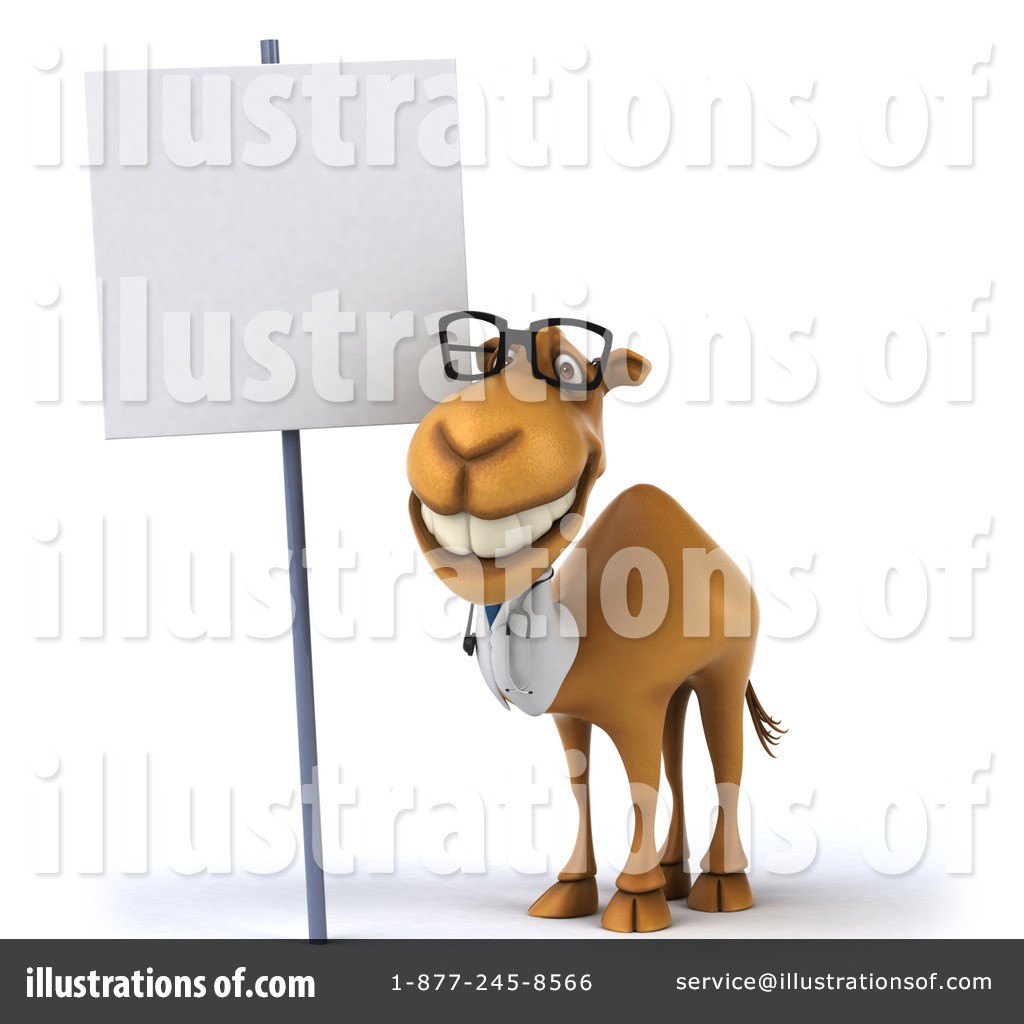 doctor camel clipart 1292877 illustration by julos rh illustrationsof com