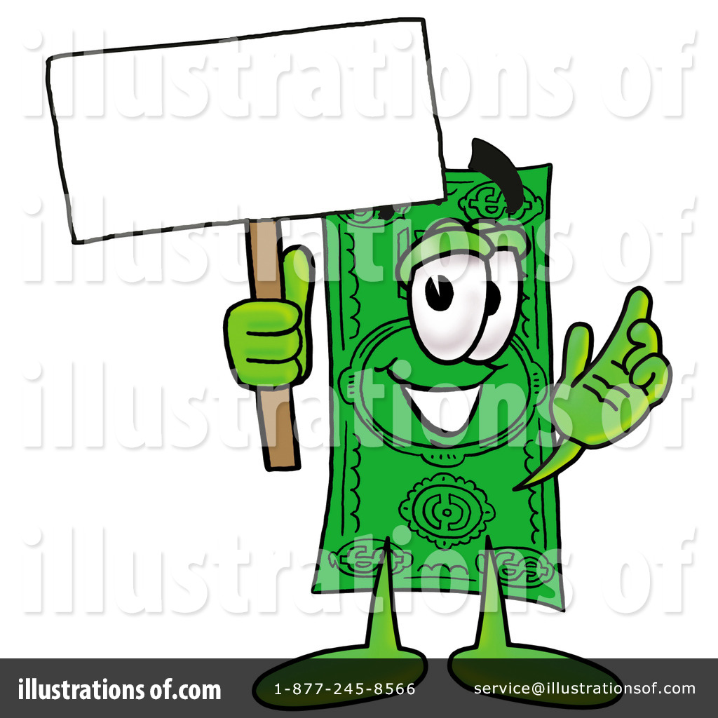 dollar bill clipart 8399 illustration by toons4biz rh illustrationsof com dollar bill clipart images dollar bill clip art that can be modified