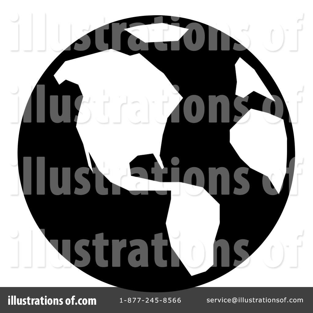 Royalty Free (RF) Earth Clipart Illustration #43908 By Arena Creative