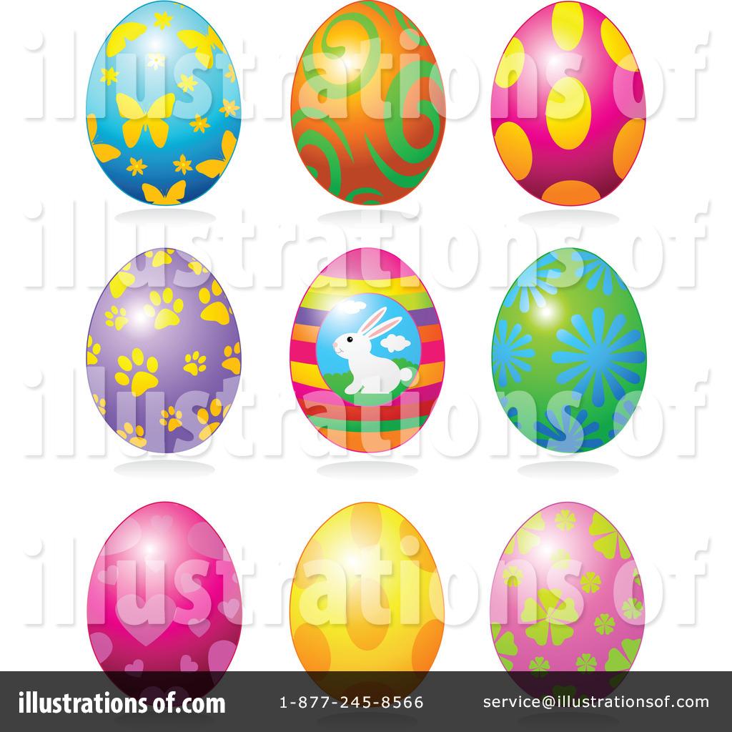 easter egg clipart 1173088 illustration by pushkin