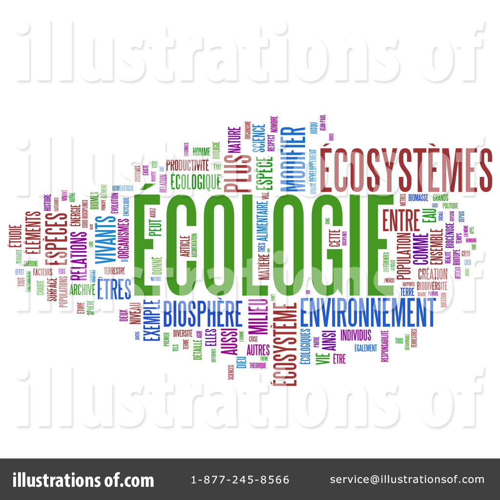 Ecologie Clipart #79869 - Illustration by MacX