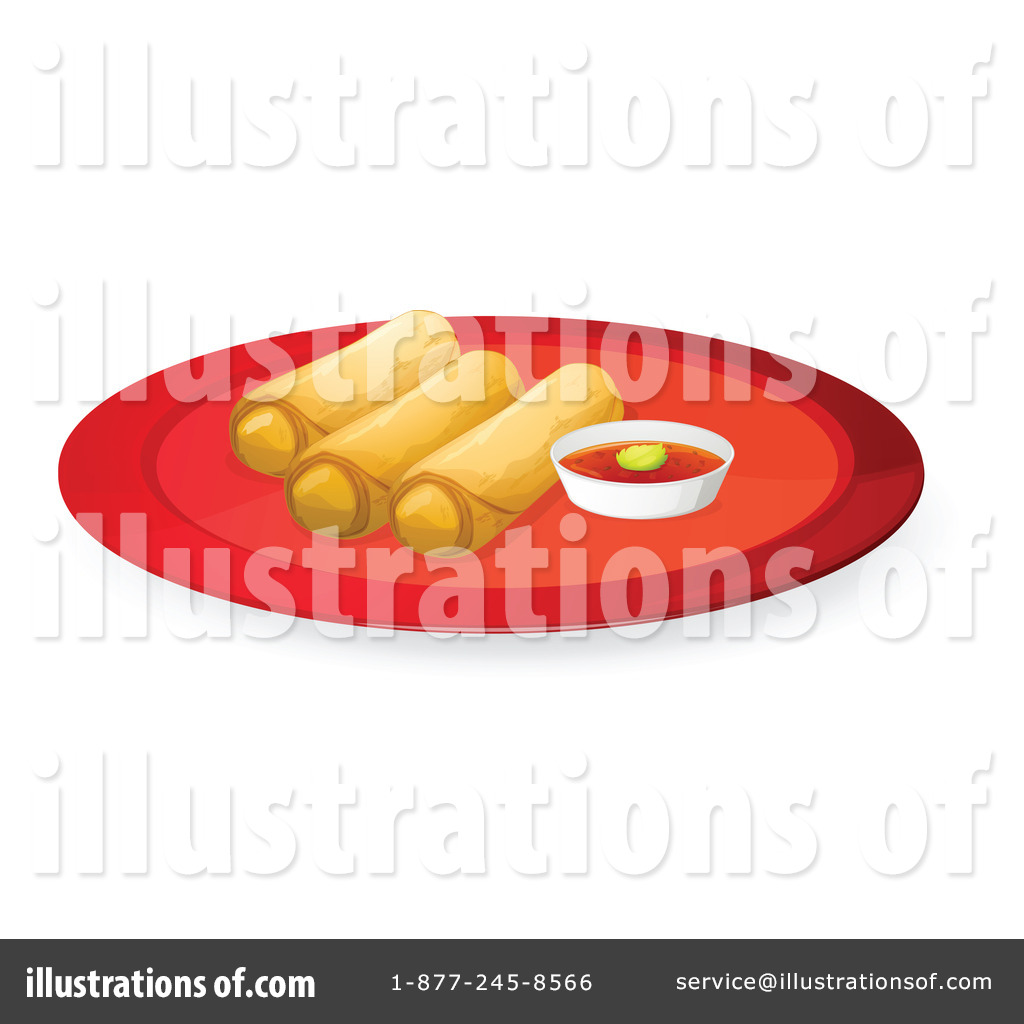 free clipart spring rolls - photo #13