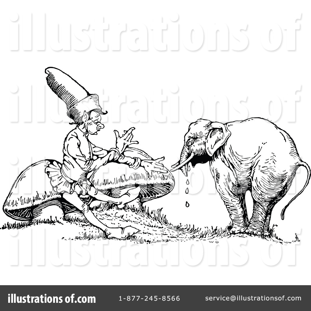 vintage elephant clip art - photo #25