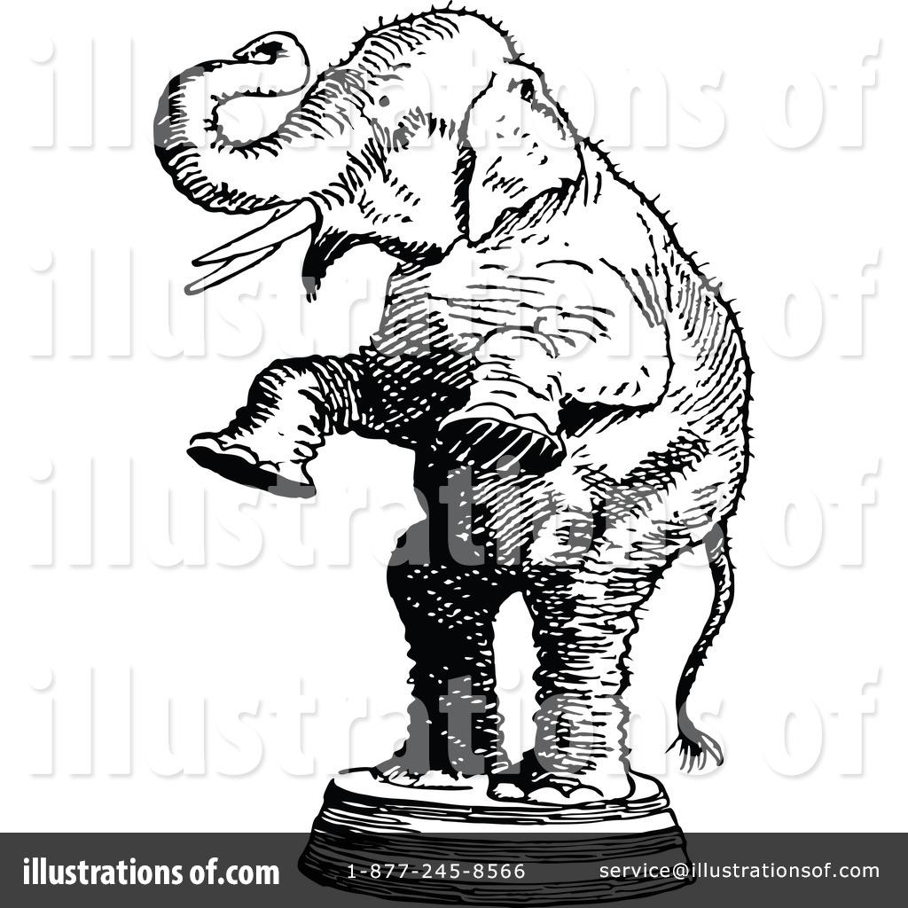vintage elephant clip art - photo #23