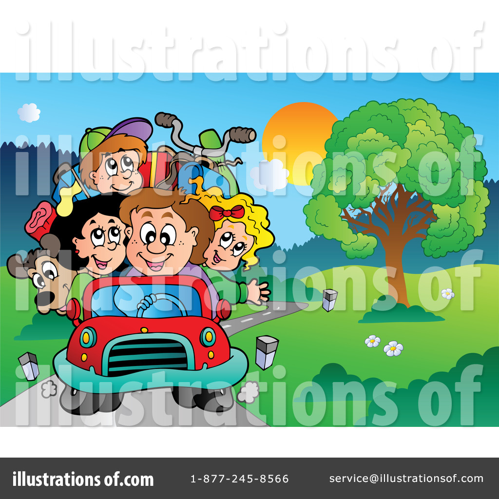 clipart of family vacation - photo #29