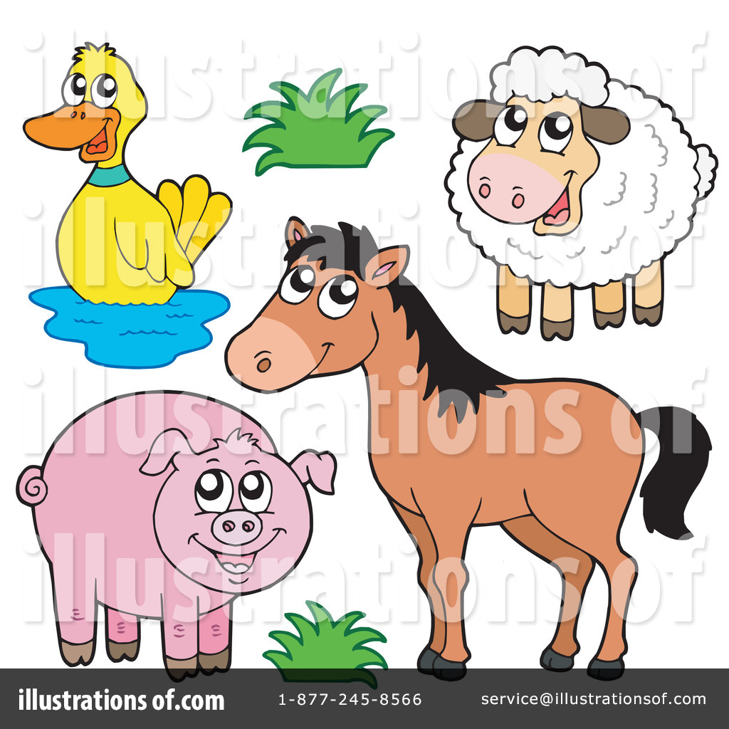 farm animals clipart images - photo #33