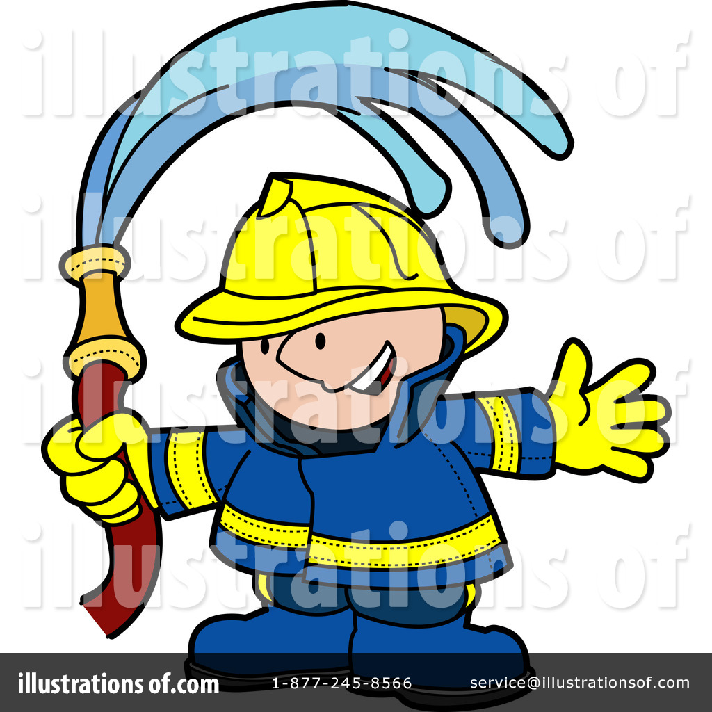 fireman clipart 20762 illustration by atstockillustration rh illustrationsof com Fire Clip Art Free fireman logo clipart free
