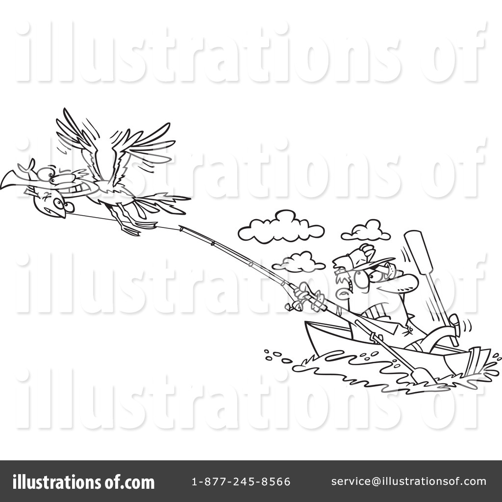 free marlin fishing boat coloring pages