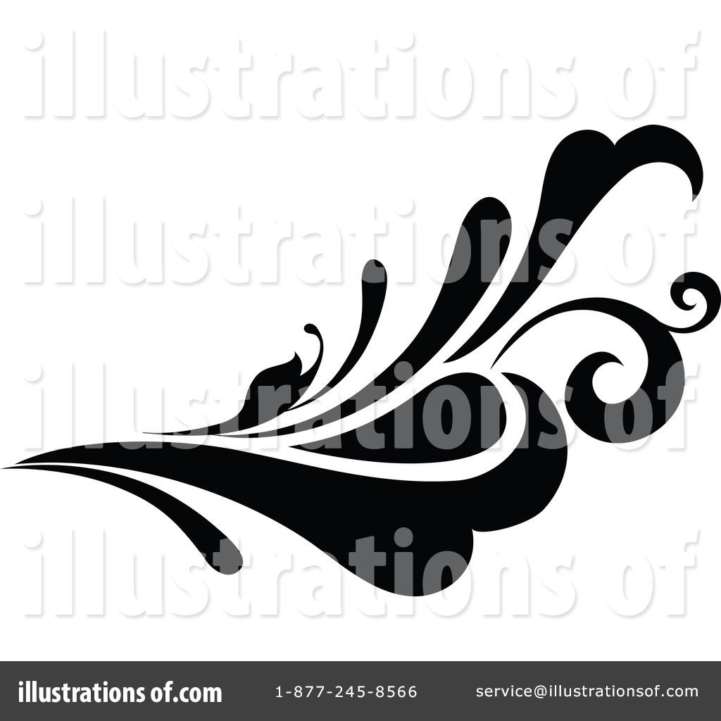Clip Art Flourish Clipart flourish clipart 229764 illustration by onfocusmedia royalty free rf onfocusmedia