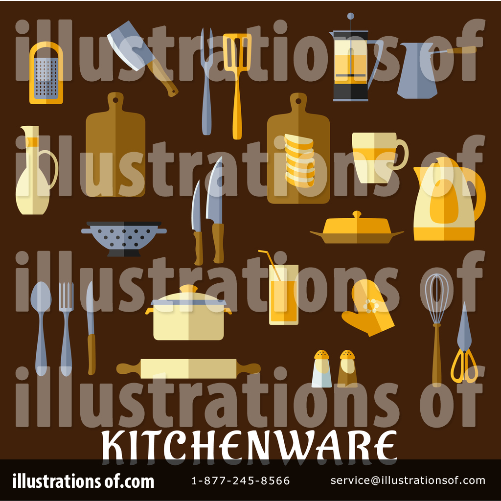 Food Clipart #1375689 - Illustration by Vector Tradition SM