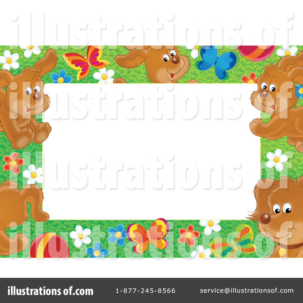 Royalty-Free (RF) Frame Clipart Illustration by Alex Bannykh - Stock ...