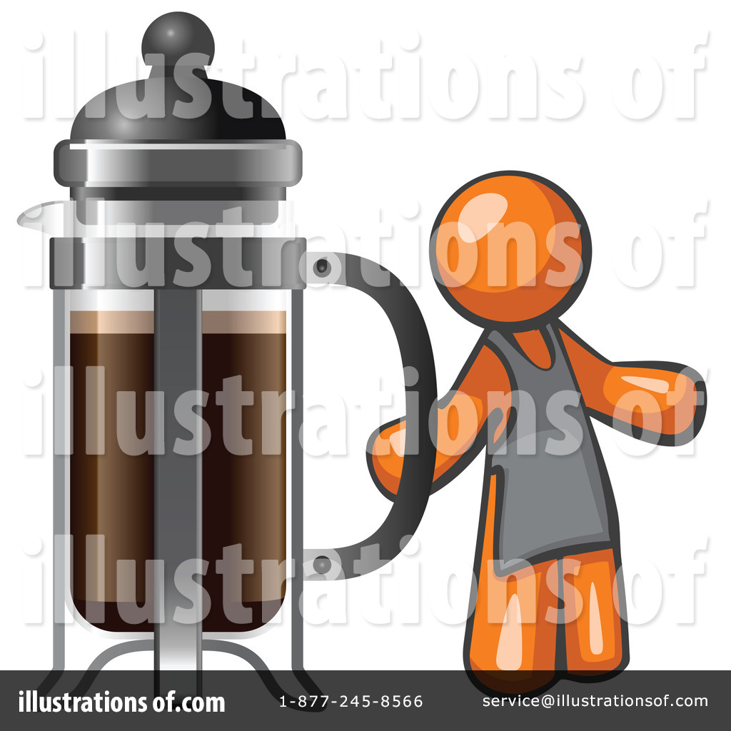Leo French Press Coffee Maker : French Press Clipart #1120381 by Leo Blanchette Royalty-Free (RF) Stock Illustrations & Vector ...