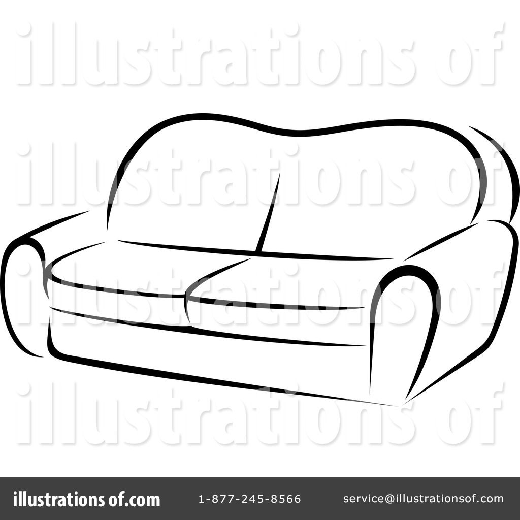 Clip Art Furniture Clip Art furniture clipart 1229354 illustration by vector tradition sm royalty free rf stock sample