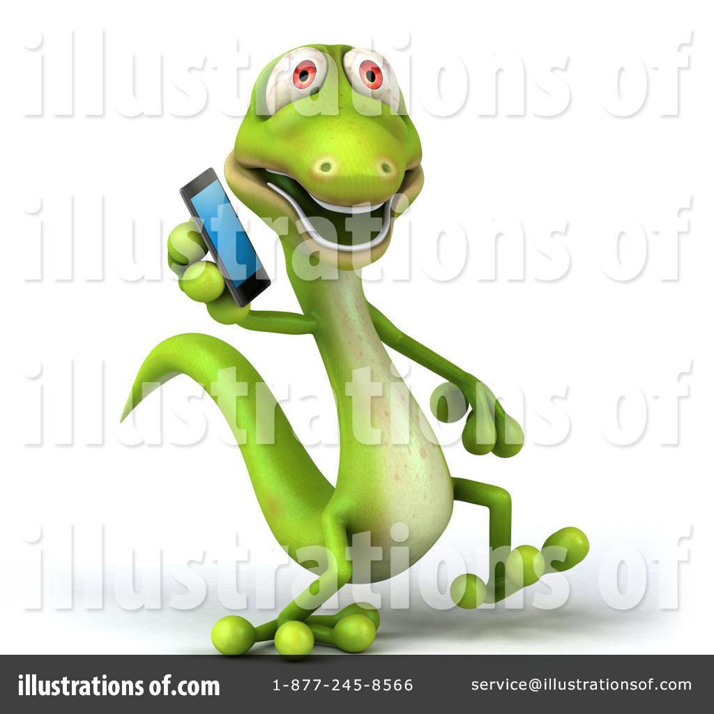 gecko clipart #1223977 - illustrationjulos