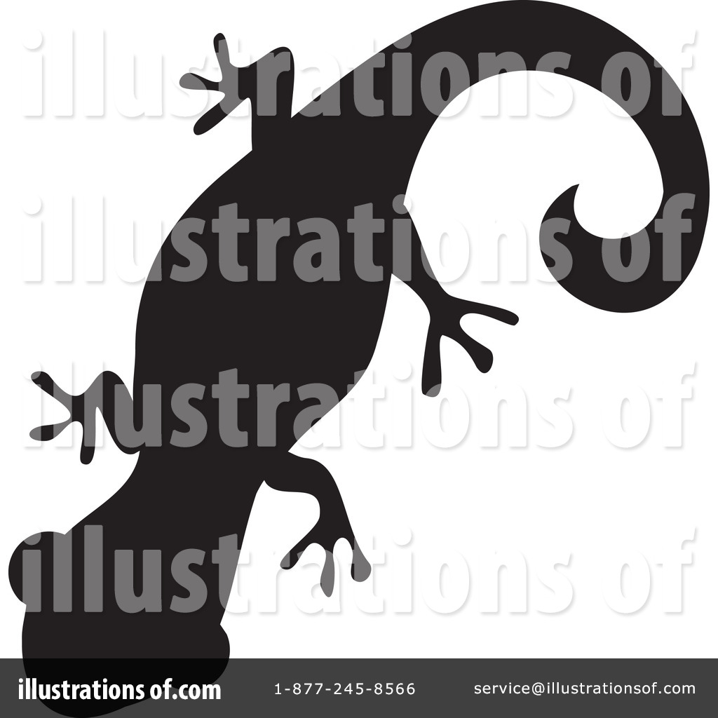 Gecko Clipart #41570 - Illustration by Prawny