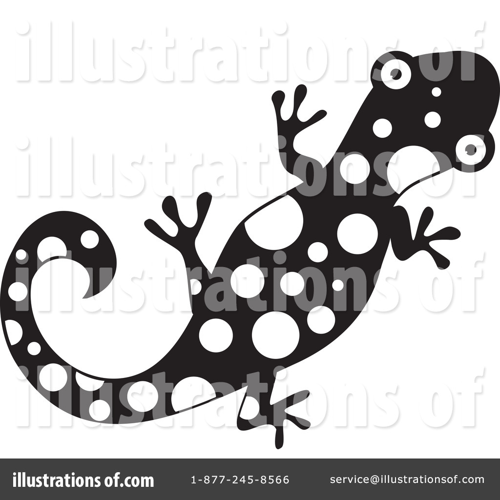 Gecko Clipart #41743 - Illustration by Prawny