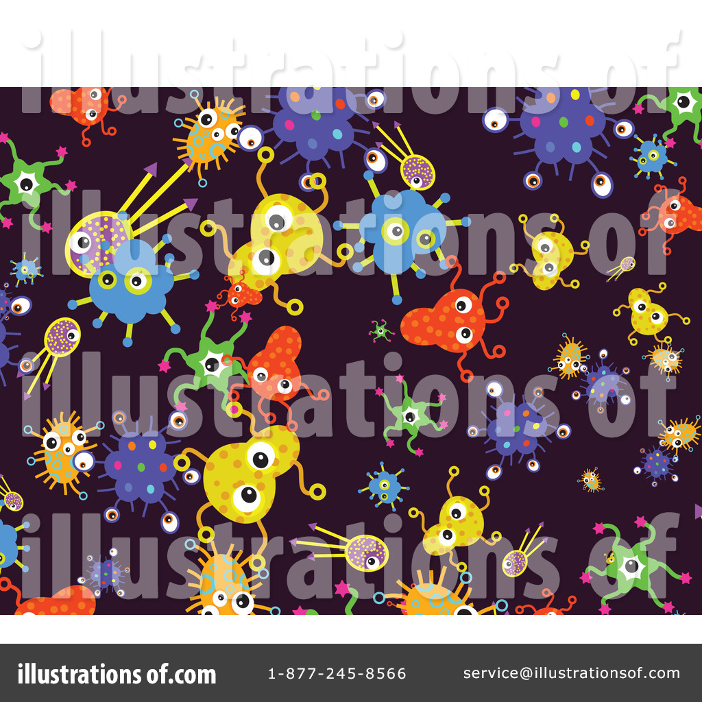 Royalty free rf germs clipart illustration by prawny stock sle