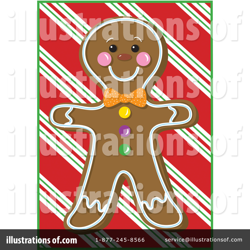 Gingerbread man clipart 17164 illustration by maria bell royalty free rf gingerbread man clipart illustration by maria bell stock sample voltagebd Image collections