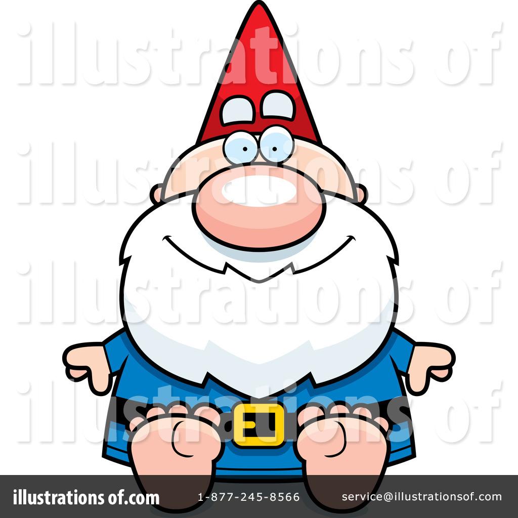 Gnome Clip Art: Illustration By Cory Thoman
